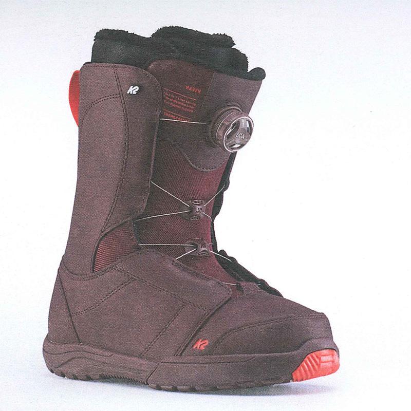 K2 SNOWBOARDING BOOTS [ HAVEN @36000] ケイツー ウーメンズ ブーツ 【正規代理店商品】【送料無料】【 スノボ 用品】