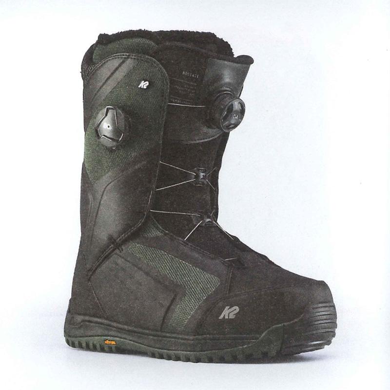 K2 SNOWBOARDING BOOTS [ HOLGATE @53000] ケイツー ブーツ 【正規代理店商品】【送料無料】【 スノボ 用品】