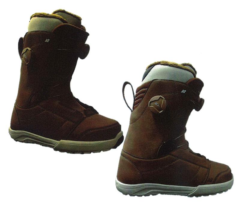 K2 SNOWBOARDING BOOTS [ MINK DB @40000] ケイツー ウーメンズ ブーツ 【正規代理店商品】【送料無料】【 スノボ 用品】