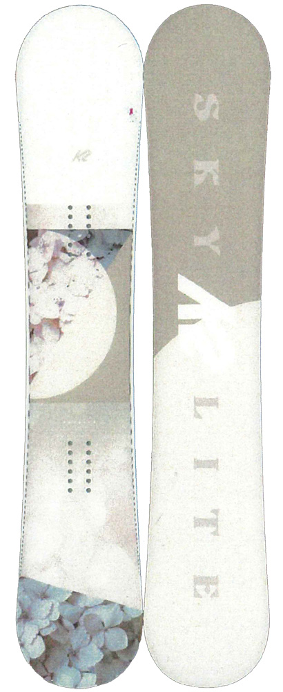 K2 SNOWBOARDING [ SKY LITE @50000] ケイツー ウーメンズ スノーボード 【正規代理店商品】【送料無料】【 スノボ 用品】