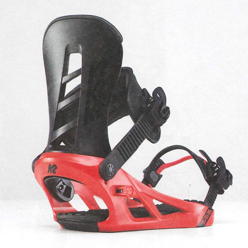 K2 SNOWBOARDING BINDING [ SONIC @28000] ケイツー バインディング 【正規代理店商品】【送料無料】【 スノボ 用品】