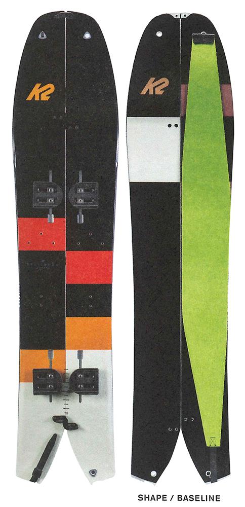 K2 SNOWBOARDING [ SPLIT BEAN PACKAGE @16000] ケイツー スノーボード 【正規代理店商品】【送料無料】【 スノボ 用品】