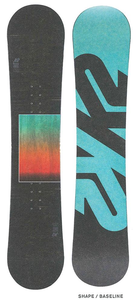 K2 SNOWBOARDING [ VANDAL @42000] ケイツー ジュニア スノーボード 【正規代理店商品】【送料無料】【 スノボ 用品】
