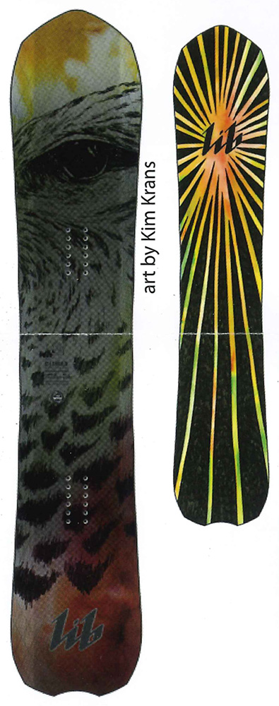 LIBTECH SNOWBOARDS [ T.RICE CLIMAX @150000] リブテック スノーボード 【正規代理店商品】【送料無料】