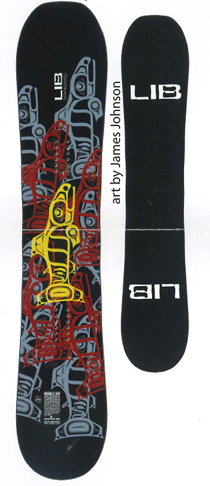 LIBTECH SNOWBOARDS [ DOUBLE DIP @82000] リブテック スノーボード 【正規代理店商品】【送料無料】