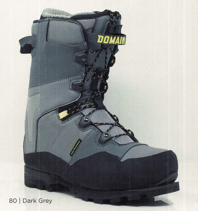 NORTHWAVE SNOWBOARD BOOTS [ DOMAIN CR-ASIAN FIT @65000] ノースウェーブ ブーツ 【正規代理店商品】【送料無料】