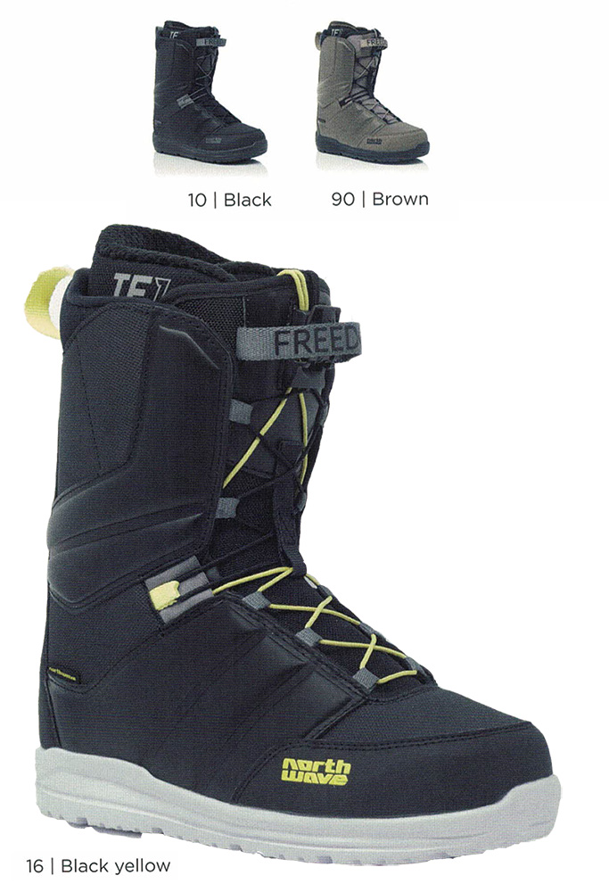 NORTHWAVE SNOWBOARD BOOTS [ FREEDOM ASIAN FIT @32000] ノースウェーブ ブーツ 【正規代理店商品】【送料無料】