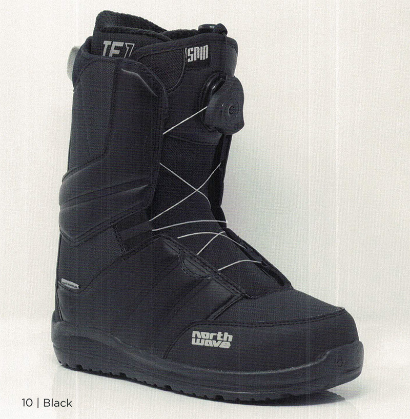 NORTHWAVE SNOWBOARD BOOTS [ HOVER SPIN ASIAN FIT @34000 ] ノースウェーブ ブーツ 【正規代理店商品】【送料無料】
