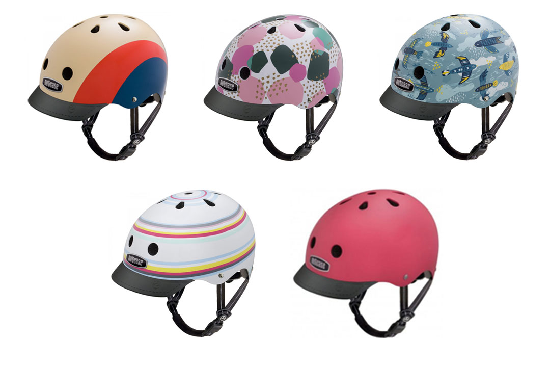 NUTCASE HELMET [ Street (Mサイズ3)@7800] ナッツケース オールシーズン ヘルメット キッズ ジュニア 子供
