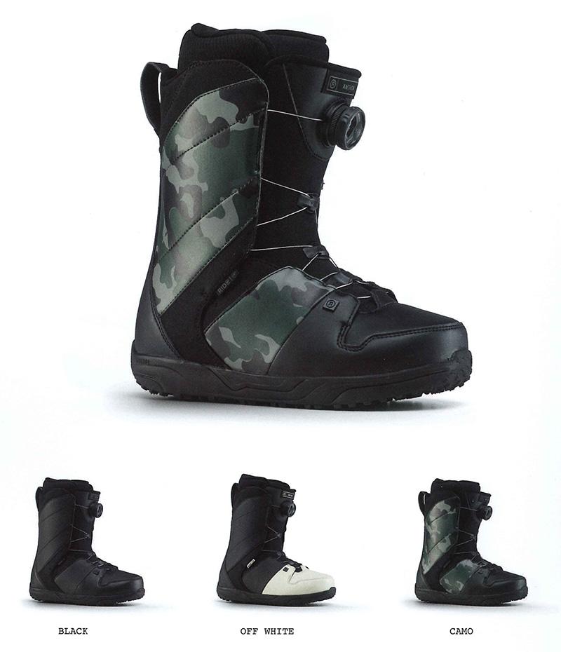 RIDE BOOTS [ ANTHEM @36000] ライド ブーツ 【正規代理店商品】【 スノボ 用品】【送料無料】