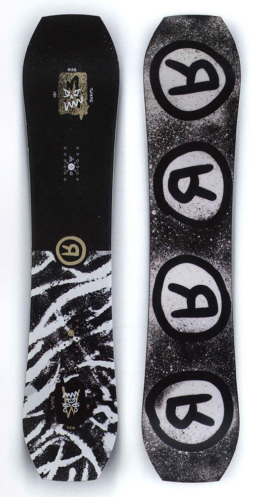 【在庫限最終特価】 RIDE SNOWBOARS [ TWINPIG @65000] ライド スノーボード 【正規代理店商品】【 スノボ 用品】【送料無料】