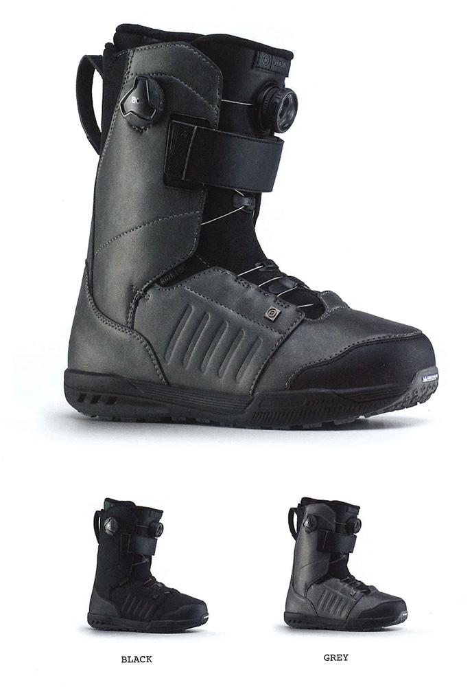 RIDE BOOTS [ DEADBOLT @50000] ライド ブーツ 【正規代理店商品】【 スノボ 用品】【送料無料】