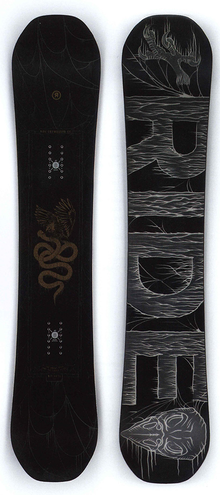 RIDE SNOWBOARS [ MACHETE @70000] ライド スノーボード 【正規代理店商品】【 スノボ 用品】【送料無料】