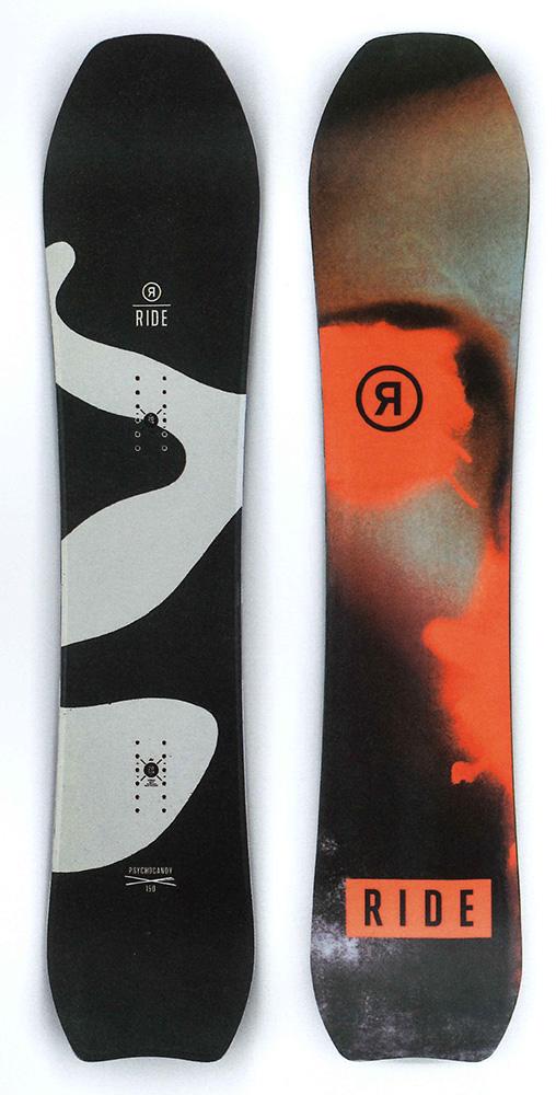 RIDE SNOWBOARS [ PSYCHOCANDY @70000] ライド ウーメンズスノーボード 【正規代理店商品】【 スノボ 用品】【送料無料】