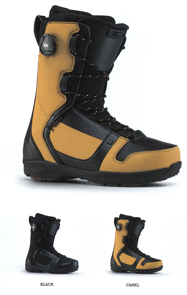 RIDE BOOTS [ TRIAD @38000] ライド ブーツ 【正規代理店商品】【 スノボ 用品】【送料無料】