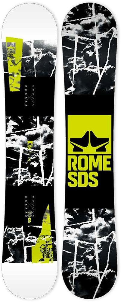 ROME SNOWBOARDS [ CHEAPTRICK AT @56000 ] ローム スノーボード 安心の正規輸入品 【送料無料】