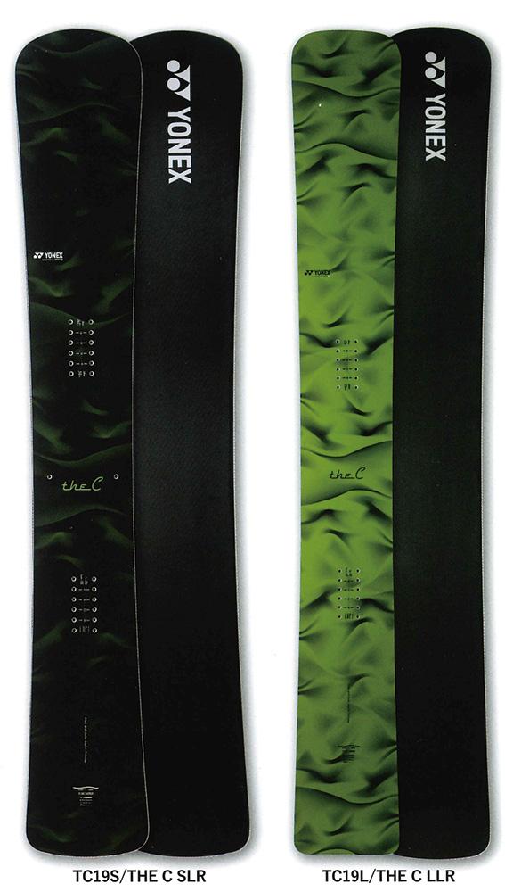 YONEX SNOWBOARDS [ THE C LLR @150000 ] ヨネックス スノーボード 安心の正規輸入品 【送料無料】