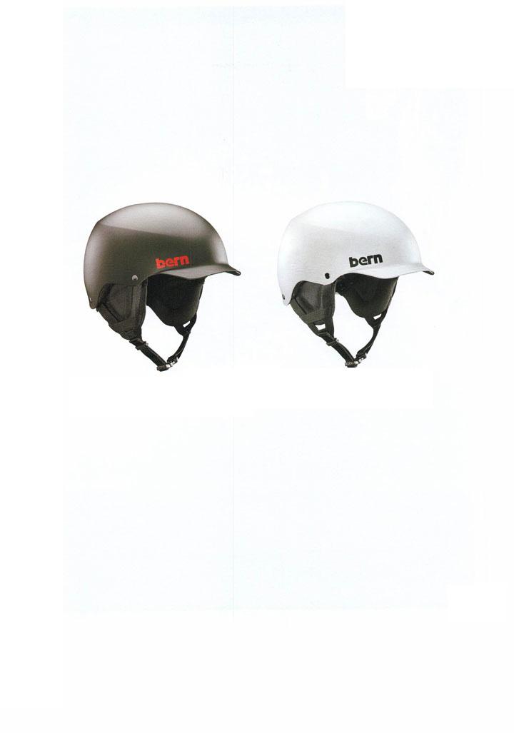 bern ( バーン ) ヘルメット [ TEAM BAKER WINTER HELMET @16200] ウインターライン 【正規代理店商品】