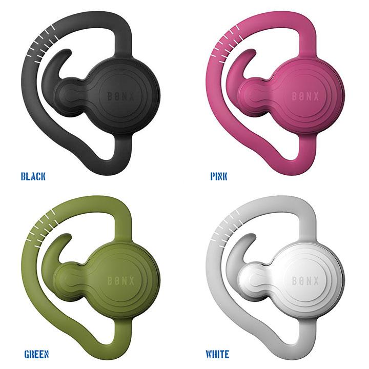 【300円クーポン付】 BONX Grip Bluetooth トランシーバー インカム [ ボンクス グリップ 1個入り @15800]【正規代理店商品】