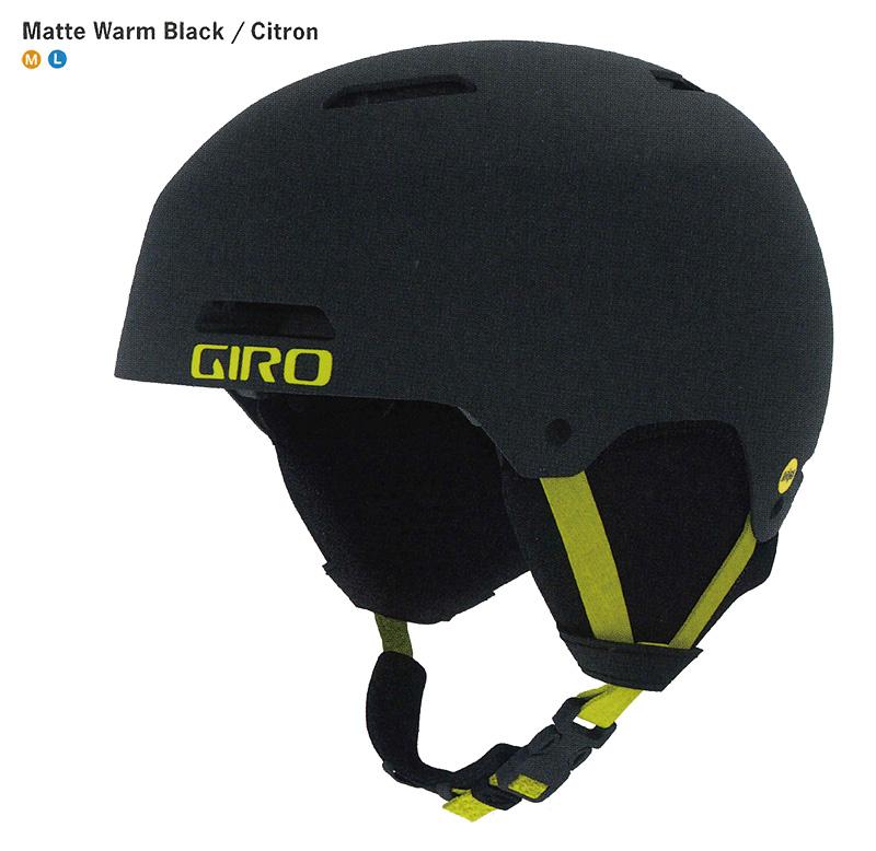 GIRO SNOW HELMET [ LEDGE MIPS @15000] ジロ ヘルメット 安心の正規輸入品 【送料無料】