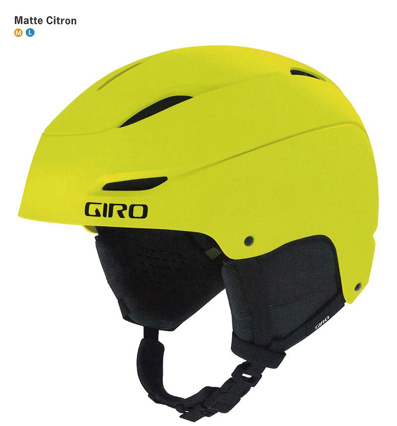 GIRO SNOW HELMET [ RATIO @15000] ジロ ヘルメット 安心の正規輸入品 【送料無料】