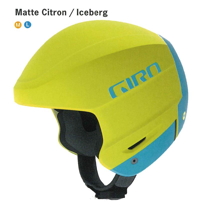 GIRO SNOW RACE HELMET [ STRIVE MIPS @40000] ジロ レース ヘルメット 安心の正規輸入品 【送料無料】