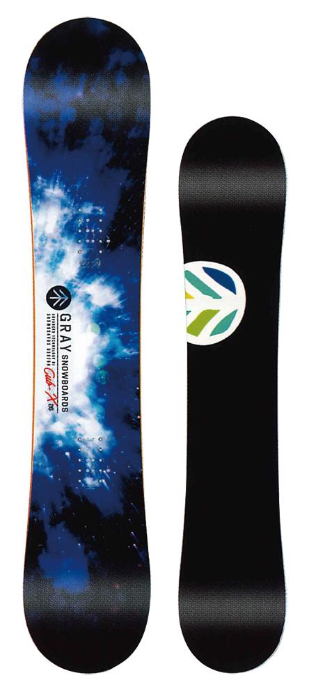 GRAY SNOWBOARDS [ CUB‐X #49000 @49000] グレイ スノーボード 安心の正規品【送料無料】