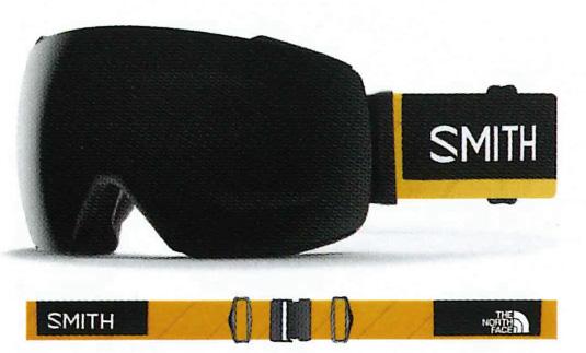 SMITH SNOW GOGGLE [ I/O MAG EARLY×NORTH FACE @36000 ] スミス ゴーグル 安心の正規輸入品【送料無料】