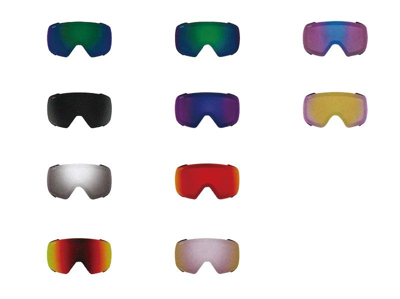 SMITH SNOW GOGGLE 交換レンズ [ 4D MAG @20000 ] スミス ゴーグル 安心の正規輸入品【送料無料】