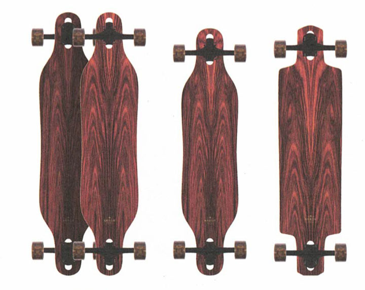 ARBOR SKATEBOARDS [ AXIS40 / AXIS37 / DROPCRUISER FLAGSHIP @35000] アーバー ロング スケートボード コンプリート【正規代理店商品】