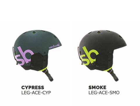 <title>購入 正規代理店商品 送料無料 スノーボード スキー SANDBOX HELMET ACE Junia LEGEND キッズモデル @13000 サンドボックス ジュニア ヘルメット</title>