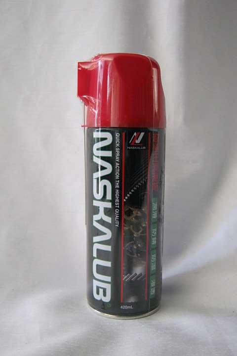 Eggplant Caleb NASKALUB spray oil 420mL