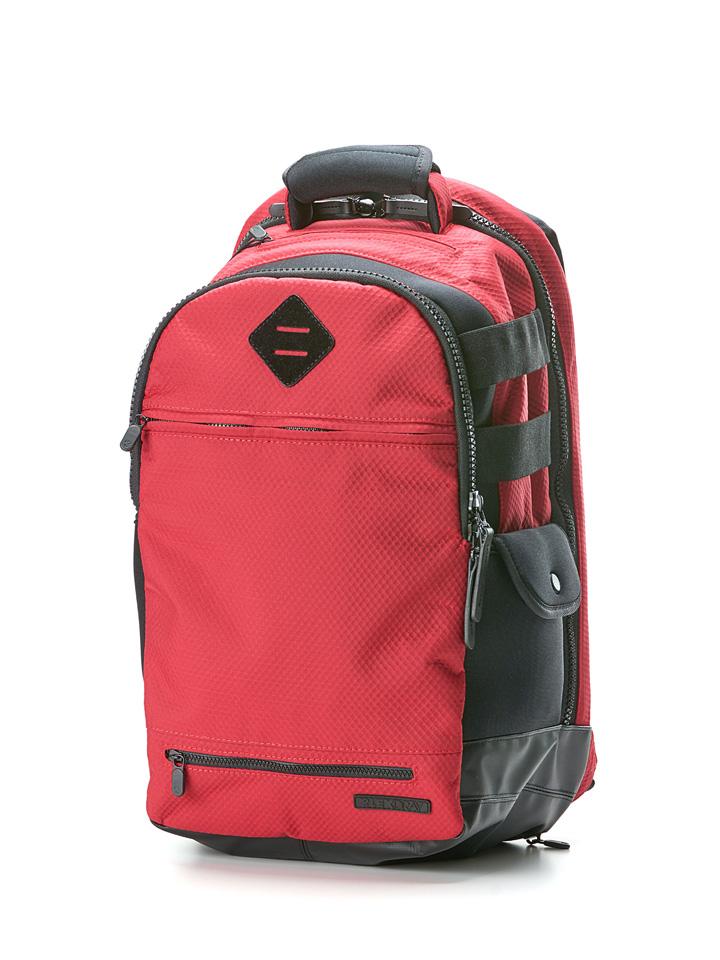 【お買い物マラソンポイント10倍】 レックスドレイ LEXDRAY メンズ ボルダーパック 15114-RPC-SE SPECIAL EDITION RED Boulder Pack
