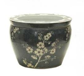浮彫魚缶 16