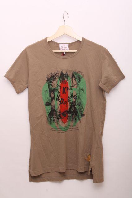 【USED】【未使用品】コックローチTシャツVivienne Westwood(ヴィヴィアンウエストウッド・ビビアン)【中古】
