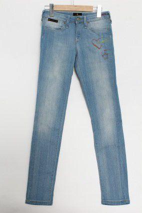 【USED】刺繍入リモンローパンツVivienne Westwood(ヴィヴィアンウエストウッド・ビビアン)【中古】