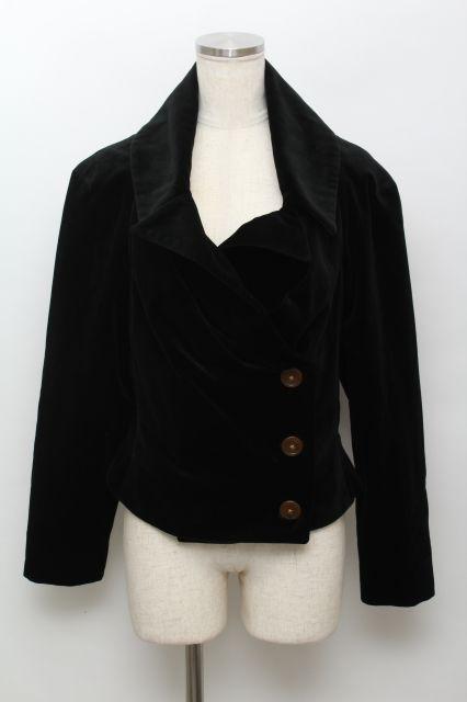 【USED】別珍変形ジャケットVivienne Westwood(ヴィヴィアンウエストウッド・ビビアン)【中古】
