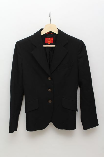 【USED】3BテーラードジャケットVivienne Westwood(ヴィヴィアンウエストウッド・ビビアン)【中古】