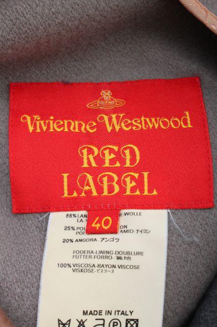 USED ウエストマーク変形ショートコートVivienne Westwood ヴィヴィアンウエストウッド・ビビアンUqMpSVGz
