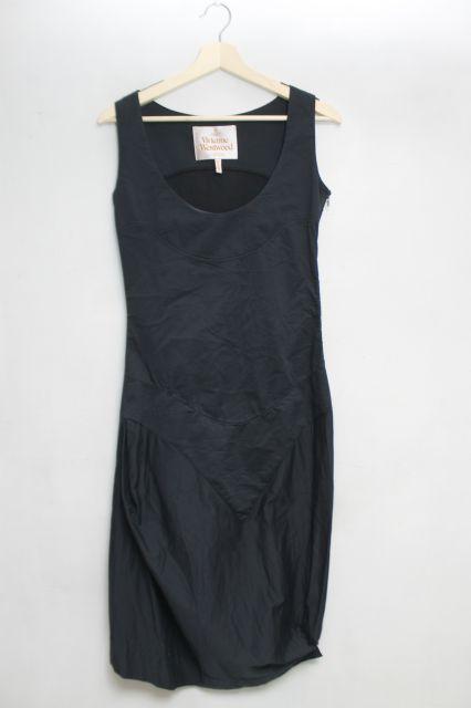 【USED】変形ノースリーブドレス Vivienne WestwoodVivienne Westwoodヴィヴィアンウエストウッド ビビアン 【中古】