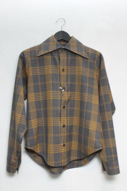 【USED】【未使用品】タータンチェックシャツ Vivienne WestwoodVivienne Westwoodヴィヴィアンウエストウッド ビビアン 【中古】