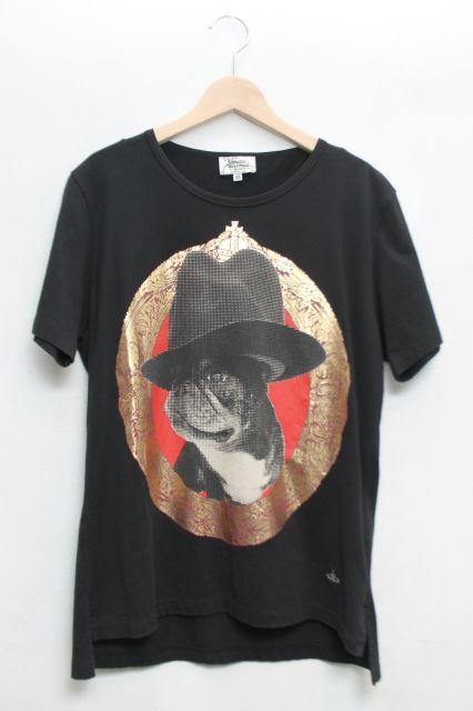 【USED】MAN ミニラTシャツ Vivienne Westwood MANVivienne Westwoodヴィヴィアンウエストウッド ビビアン 【中古】
