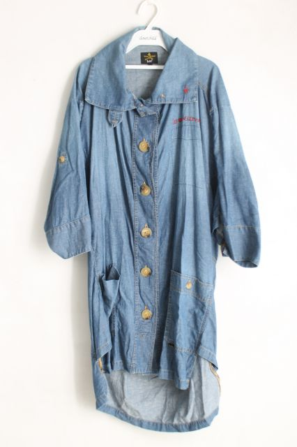 【USED】PILLOW DRESS Vivienne Westwood Anglomania and LeeVivienne Westwoodヴィヴィアンウエストウッド ビビアン 【中古】