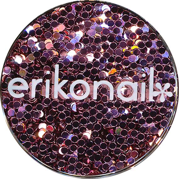 エリコネイル ジュエリーコレクション ERI-44 ライトピンク1mm ホログラム 誕生日プレゼント 輸入