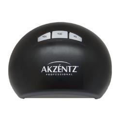アクセンツ プロハイパフォーマンスコンパクトLEDランプ(18W)【AKZENTZ】軽量かつコンパクトなプロ用ライト。スペースを問わず使用可能。出張時のもち運びにも便利♪SMD LED採用でコンパクトなのに強力!