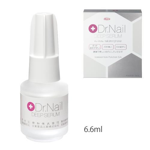 Dr. Nail 全国一律送料無料 ディープセラム 6.6ml ドクターネイル 爪保護成分 を届ける浸透補修液です 爪内部に直接 中古
