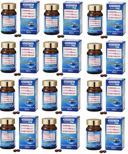 【送料無料・12個セット】NEWトキワ アイルテインPLUS 60粒 (常盤薬品 ノエビアグループ アイルティン)