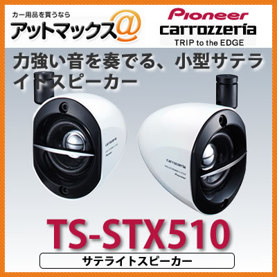 TS-STX510 카롯트리아파이오니아사테라이트스피카 TSSTX510