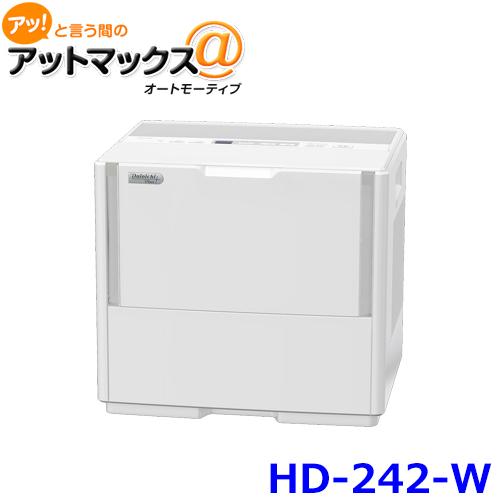 HD-242-W Dainichi ダイニチ 加湿器 HD SERIESパワフルモデル 木造40畳 プレハブ洋室67畳 ホワイト {HD-242-W[9980]}
