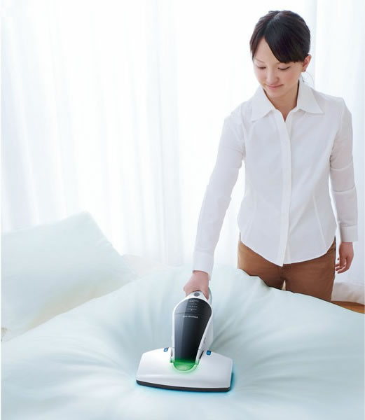 IC-FDC1 IRIS Ohyama IRIS Cordless bedding cleaner battery IC-FDC1-WP IC-FDC1-T IC-FDC1-P